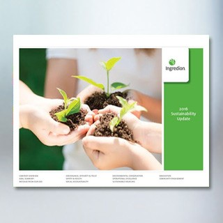 Ingredion Releases Sixth Annual Sustainability Update